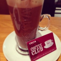 Free Costa Coffee!