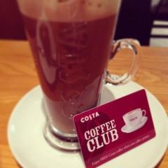 Free Costa Coffee!