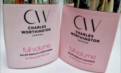Free Charles Worthington Shampoo