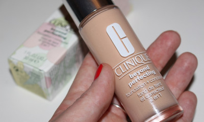 Free Clinique 'Beyond Perfecting' Foundation