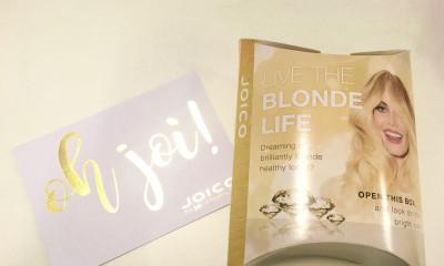 Free Joico Brightening Shampoo