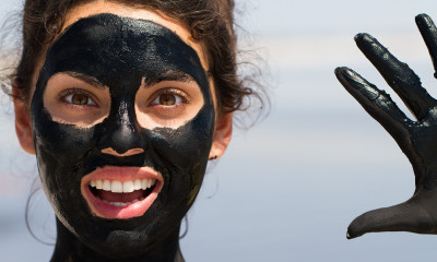 Free Deep Cleansing Black Face Mask