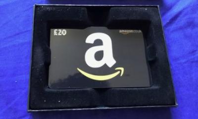 Free £20 Amazon Voucher