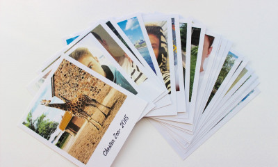 Free Personalised Photo Postcards