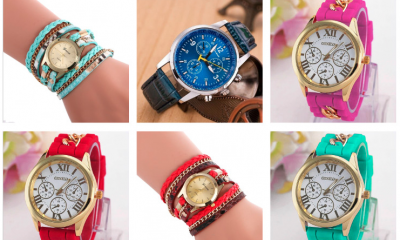 Free Watch - Stock Clearance 20 Styles Of Watches