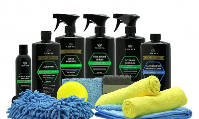 Free Luxury Car Shampoo