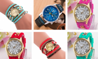 Free Watch - Stock Clearance 60 Styles Of Watches