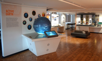 Lapworth Museum of Geology | Edgbaston, Birmingham