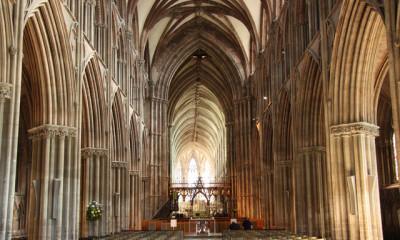 Lichfield Cathedral  |  Birmingham