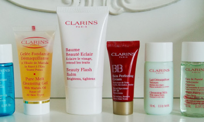 Free Stuff From Clarins