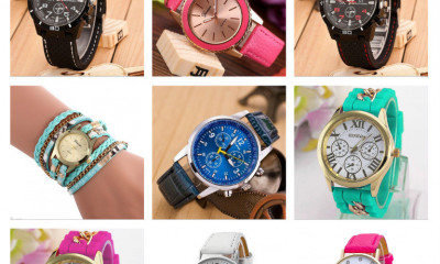 Free Watch - Stock Clearance 80 Styles - NEW MENS WATCHES ADDED