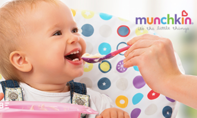 Free Munchkin Soft-Tip Infant Spoons