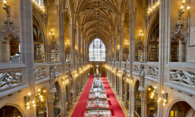 The John Rylands Library | Manchester