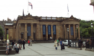 The National Gallery Complex | Edinburgh, Scotland