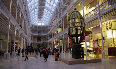 National Museum of Scotland | Edinburgh, Scotland