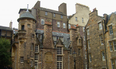 The Writer's Museum | Edinburgh, Scotland