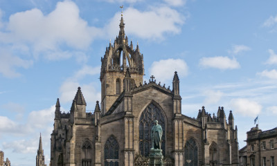 St Giles' Cathedral | Edinburgh, Scotland