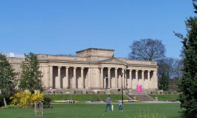 Weston Park   Sheffield