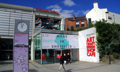 The Millennium Gallery | Sheffield