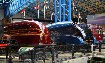 National Railway Museum | York, Yorkshire