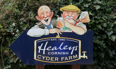 Healey's Cornish Cyder Farm | Newquay