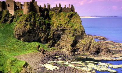 Dunluce Castle | Bushmills, Northern Ireland