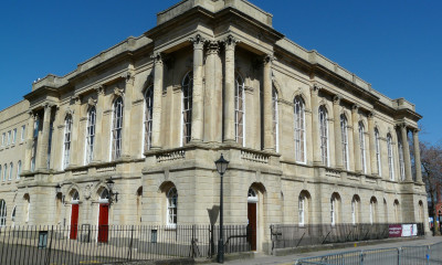 Dylan Thomas Centre | Swansea, Wales