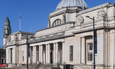 National Museum Cardiff | Cardiff, Wales