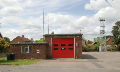Firehouse Museum | Stalham