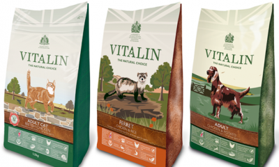 Free Pack of Vitalin Dog Food