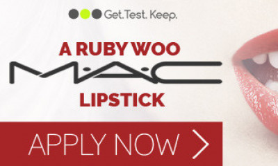 Free MAC Ruby Woo Lipstick