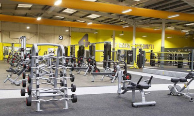 Free Gym Pass at Xercise4Less