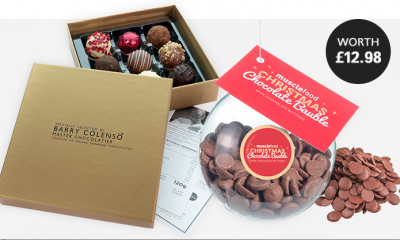 Free Luxury Chocolate Selection