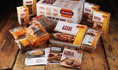 Free Gluten Free Food Box