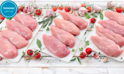 Free 2.5kg Premium Chicken Breasts