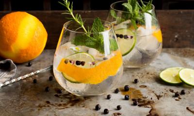 Free Gin & Tonic