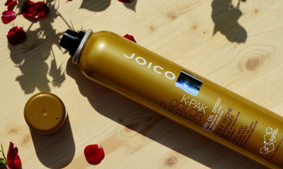 Free Hair Shine Spray from Joico