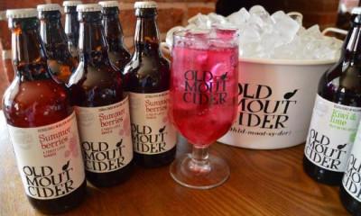 Free Bottle of Old Mout Cider