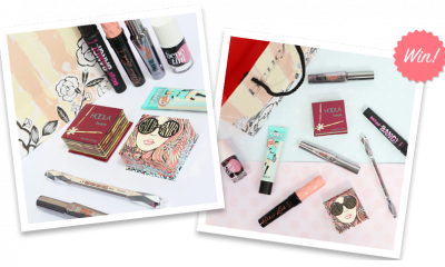 Win A Huge Benefit Cosmetics Bundle