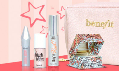 Free Benefit Make-up Set