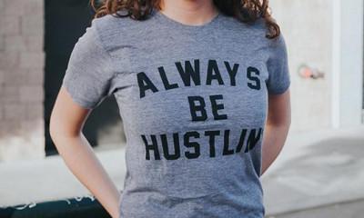 Free The Hustle T-Shirt