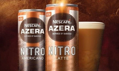 Free Nescafé Azera Nitro
