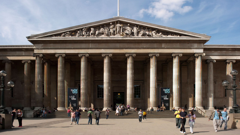 Free day out at British Museum