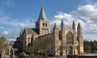Rochester Cathedral | Rochester, Kent
