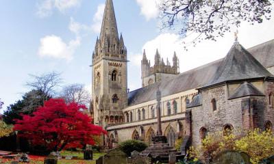 Llandaff Cathedral | Cardiff, Wales