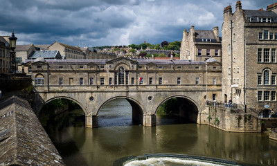 Pulteney Bridge | Bath