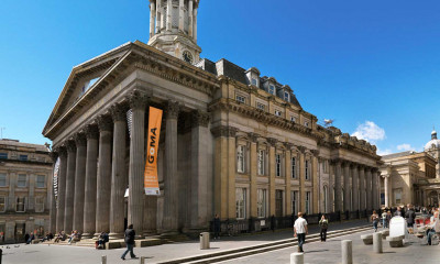Gallery of Modern Art | Glasgow, Scotland
