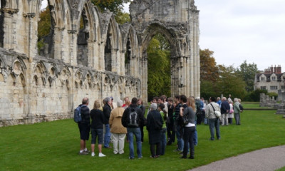 City of York Walking Tours | York, Yorkshire