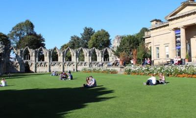 York Museum Gardens | York