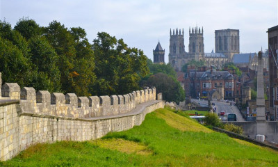 York City Walls | York, Yorkshire